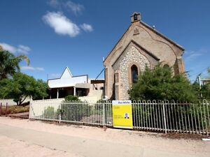 Converted church plus separate leased office. Renmark Renmark Paringa Preview