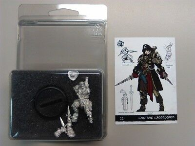 Gastone Crossbones MiniCrate #11 (August 2018) Limited Edition Privateer Press