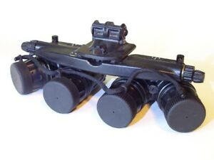ANVIS-10 AN/AVS-10(v)1 -10(v)2 PNVG Night Vision Six Lens Protective Caps Set
