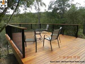Budget Hardwood Decking Timber - QLD & NSW Deliveries Darra Brisbane South West Preview