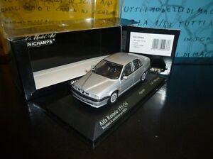 1/43 Minichamps Alfa Romeo 155 Q4 n° 433120405 1 of 1008 silver argento silber - Genova, GE, Italia - 1/43 Minichamps Alfa Romeo 155 Q4 n° 433120405 1 of 1008 silver argento silber - Genova, GE, Italia