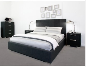 Near new Queen sized bed frame from Sleeping Giant Croydon Burwood Area Preview