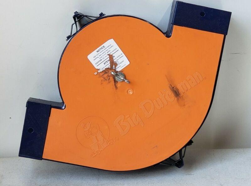 Big Dutchman 90 Degree Corner-Chain Feeder System-Poultry 15-10-5053 - Feeding