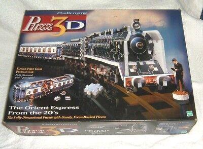 Orient Express 3D Puzzle - New