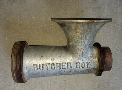 Butcher Boy Commercial Meat Grinder Part- Local Pick Up Only