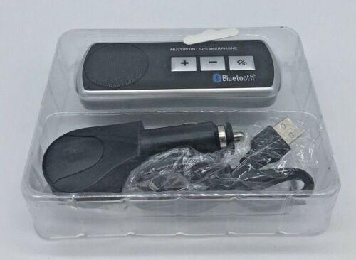 Hands Free Car Bluetooth Speaker 201-4896