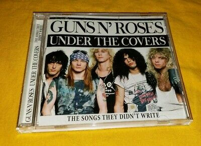 GUNS N ROSES cd UNDER THE COVERS:THE SONGS THEY DIDNT WRITE free US shipping