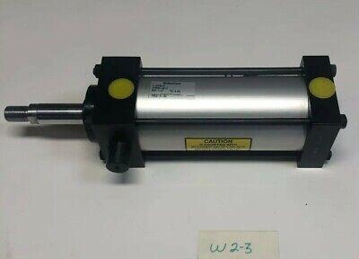 Large 3-14 Bore X 6 Stroke Pneumatic Numatics Air Cylinder Fast Shipping