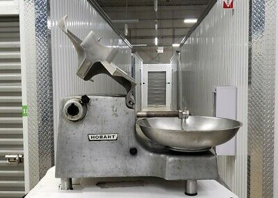 Hobart 84186 Buffalo Chopper Food Processor 1hp - Great Working Condition