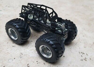 Hot Wheels 1:64 Scale Monster Jam Monster Truck Chassis Roll Cage Replacement.