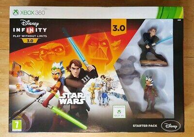 Disney Infinity 3.0 Star Wars Xbox 360 Starter Pack UK Region! Video Game Toy