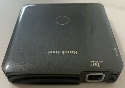 Brookstone HDMI Mobile Pocket DLP 100 Lumen Projector