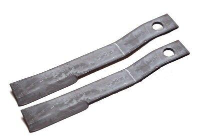 Set Of 2 Usa Blades Land Pride Landpride 820-137c Rcfm3010 Rcr3515 Mowers