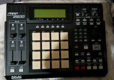 Distinct Life x USUAL Custom Akai MPC 2500 Tech Music