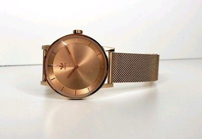 Adidas District M1 Watch Rose Gold (Brand New With Tags)
