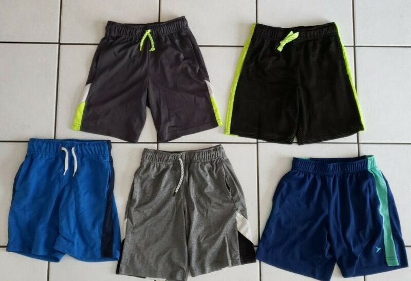 Boys Shorts Lot of 6~Old Navy~Cat Jack~Jumping Beans~Size 4 5 6 7