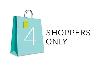 4 Shoppers Only