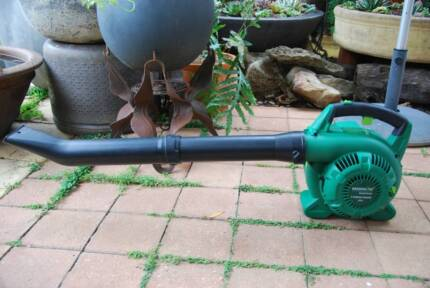 Gardenline 26cc 2 stroke blower petrol excellent condition
