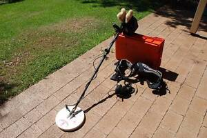 Minelab 4500 metal detector, good condition with many extras. Safety Bay Rockingham Area Preview