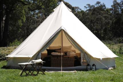 Cosy Tents Gl&ing trip Daylesford Getaway Trip holiday & bell tent in Melbourne Region VIC | Gumtree Australia Free Local ...