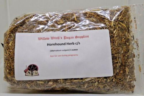Horehound Herb 1 oz Wicca Hoodoo Voodoo Witchcraft Pagan Supplies
