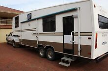 2000 Roadmaster 5th Wheeler with F350 Immaculate Australind Harvey Area Preview