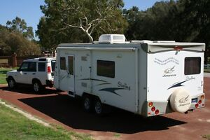 2006 Jayco Sterling Jane Brook Swan Area Preview