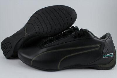 219020e3 Купить PUMA FUTURE CAT MAMGP MERCEDES-BENZ AMG F1 BLACK/DARK на eBay ...