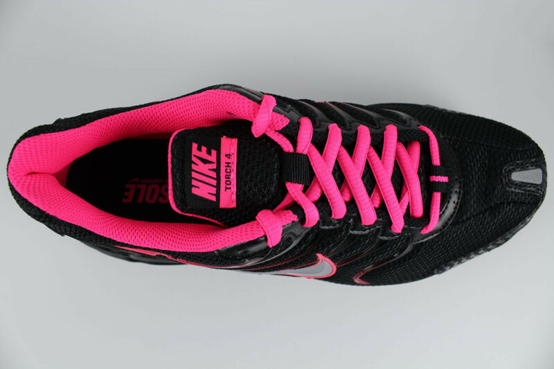 477ab6454770 ... NIKE AIR MAX TORCH 4 BLACK SILVER PINK FLASH HOT 90 95 1 RUNNING ...