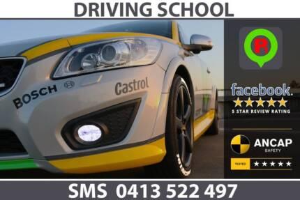 Driving School Morningside. Driving Instructor. Driving Training