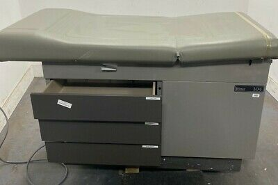 Midmark Ritter 104 Exam Table With Stirrups