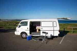 Mazda Campervan for Hire in Sydney Cronulla Sutherland Area Preview