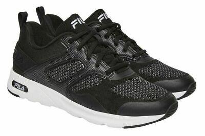 NEW Women's Fila Memory Frame V6 Black / White Tennis Training Shoe - Pick Size