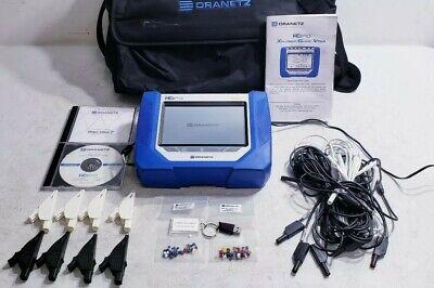 Dranetz Hdpq Visa Power Quality Analyzer With Accessories
