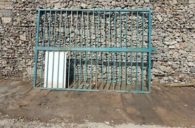 Solid Steel Heavy Duty Gate