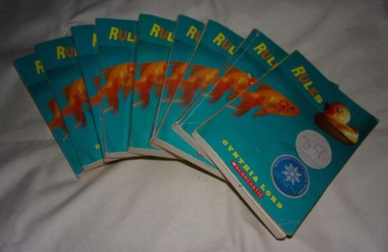 Guided Reading: Set of 9 Rules- Newbery Honor books