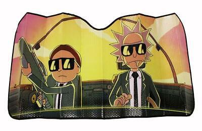 Rick y Morty Ejecutar la Joyas Acordeón Auto Parasol Rick y Morty...