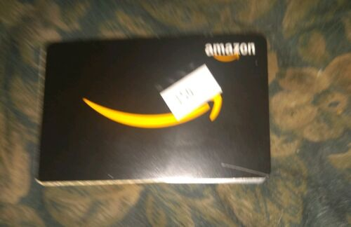 Amazon Used Collectible Gift Card NO VALUE 1919 - $3.58