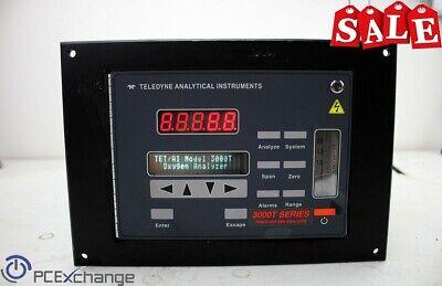 Teledyne Analytical Instruments 3000t Series Trace Oxygen Analyzer