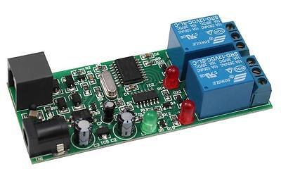 2 Kanal Telefon Fernschalter Funkschalter Fernbedienung Fernsteuern Schalter