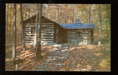 Cabin at Cacapon State Park, Berkeley Springs, West Virginia (BmiscWV13, used for sale  Carleton