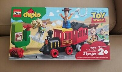 LEGO DUPLO Disney Toy Story Train 10894 Woody Buzz