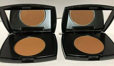 Lot 2 LANCOME STAR BRONZER Natural Glow Powder | 02 SOLAIRE | Travel Size .106oz