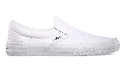 Vans Classic Slip-On True White Unisex