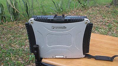"Panasonic Toughbook CF-19 10.1"" MK1 2GB RAM*80GB HDD*WIN 7 PRO*OFFICE 2007"