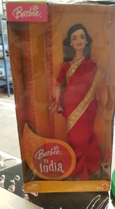 Collectible Mattel Barbie in India~Sealed Box
