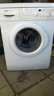 Bosch front loader washing machine, 6.5 kg Westminster Stirling Area Preview