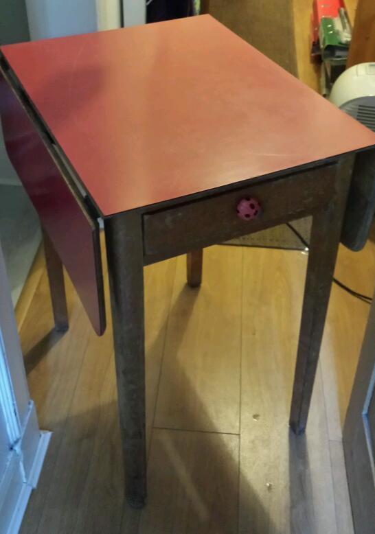 retro kitchen table in meadowbank edinburgh gumtree
