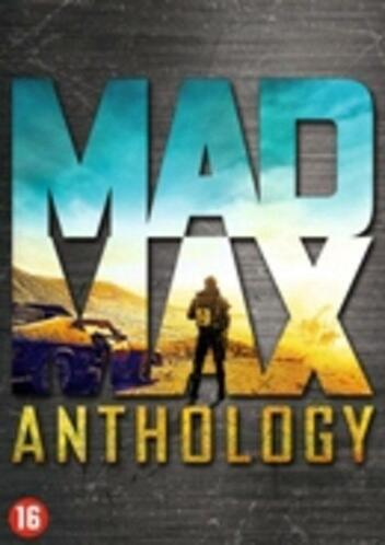 Mad Max Anthology (5dvd) op DVD
