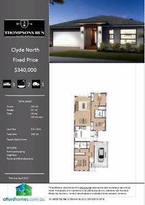 3 Bedroom home in Clyde North, single garage - ready to move in Cranbourne East Casey Area Preview